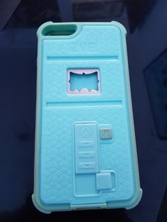 iPhone 6 Plus Funda Case Encendedor Y Destapador