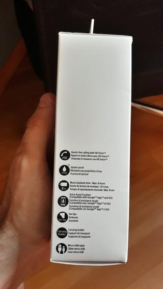 Fone Bluetooth Sony Wi-sp500