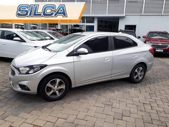 Chevrolet Prisma Ltz 2017 Gris Plata 4 Puertas