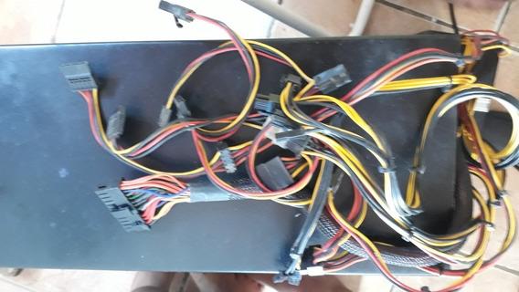 Fonte Atx C3 Tech Dsa -500ve 500r Video Edition 500w Leia