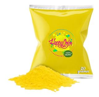 Polvos Holi - Kit De 25 Paquetes De 50 Gramos