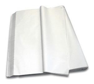 Papel Seda Blanco 70cm X 100cm X 50