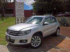 Volkswagen Tiguan 2.0 Track&fun Paq Nave 2014 Financiamiento