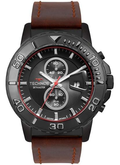 Relógio Technos Masculino Performance Skymaster Os11eb/2p