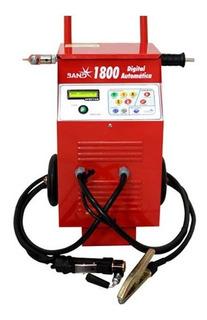 Máquina Para Reparo De Lataria Digital Spotter 1800 220v