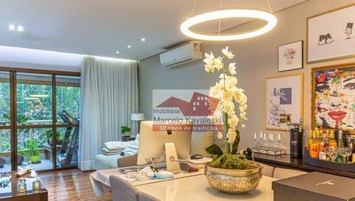 Apartamento Com 3 Dormitórios, 167 M² - Venda Por R$ 1.680.000,00 Ou Aluguel Por R$ 7.000,00/mês - Aclimação - São Paulo/sp - Ap12989