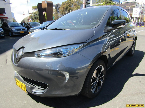 Renault Zoe Hatch Back Electrico