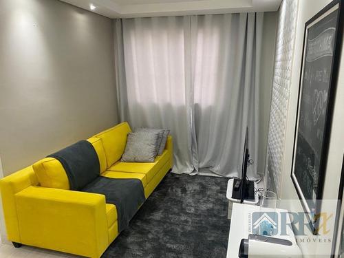 Apartamento Para Venda Em Suzano, Jardim São Luís, 1 Dormitório, 1 Banheiro, 1 Vaga - 230_2-1166463