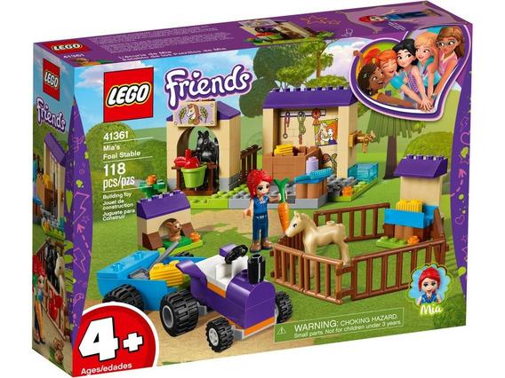 Lego Friends: Establo De Los Potros De Mia