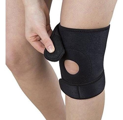Rodillera Ortopédico Ajustable Velcro Triple Ajuste
