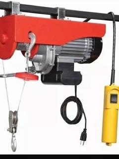 Wiche Elevador Electrico De 1 Tonelada 1000kilos