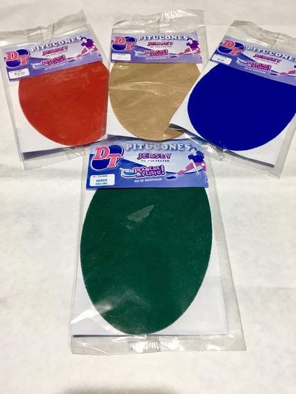Pitucones Jersey Termo-adhesivos, Por Unidad