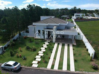 Casa De Condomínio Com 4 Dorms, Parque Village Castelo, Itu - R$ 1.65 Mi, Cod: 1111 - V1111