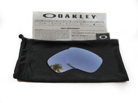 Micas De Reemplazo Para Oakley Crosshair 2.0 Color Chrome