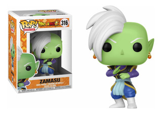 Funko Pop Zamasu Drangon Ball Original