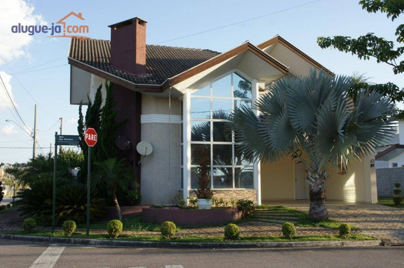 Sobrado Com 4 Dormitórios À Venda, 218 M² Por R$ 900.000 - Condomínio Terras Do Vale - Caçapava/sp - So0961