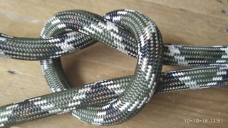 Cuerda Estatica 25m (#12mm)