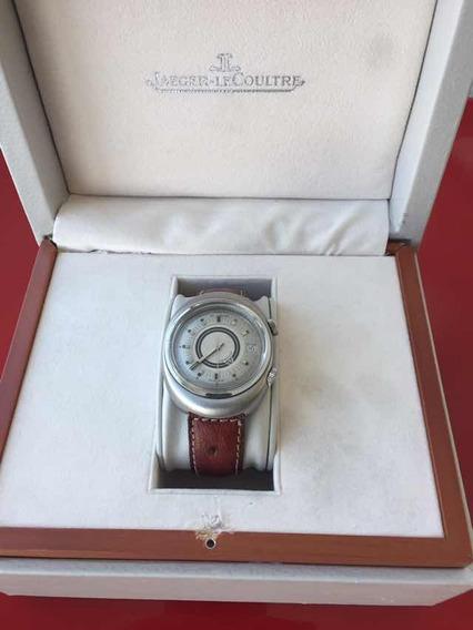 Reloj Jaeger Lecoultre Memovox Gt Alarma Ref. E861 / Estuche