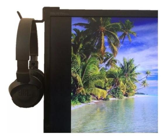 Suporte Fone Headset Headphone Tv Monitor Computador Gamer