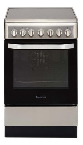 Imagen 1 de 6 de Cocina Ariston Electrica 50 Cm F157787
