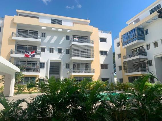Amplio Y Cómodo Apartamento En La Jacobo Majluta