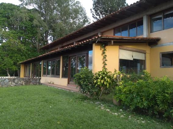 Casa En Alto Hatillo Con La Mejor Vista