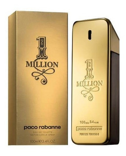 Perfume Importado Hombre Paco Rabanne One Million Edt 100ml