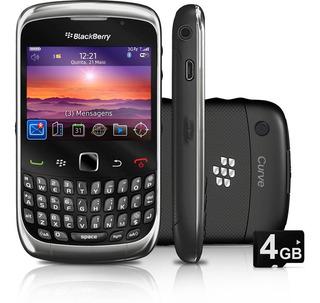 Smartphone Blackberry B9300 256mb   Vitrine