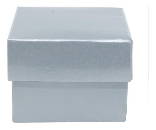 Caixinha De Papel Para Joias Pequenas - 6 X 5 X 4 Cm