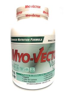 Proteina Vegana Myovector Vegan 3 Lbs Sabores Myo-vector