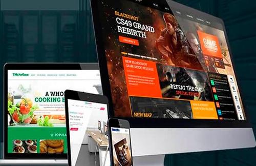 Diseño Web Profesional Autoadministrable Wordpress