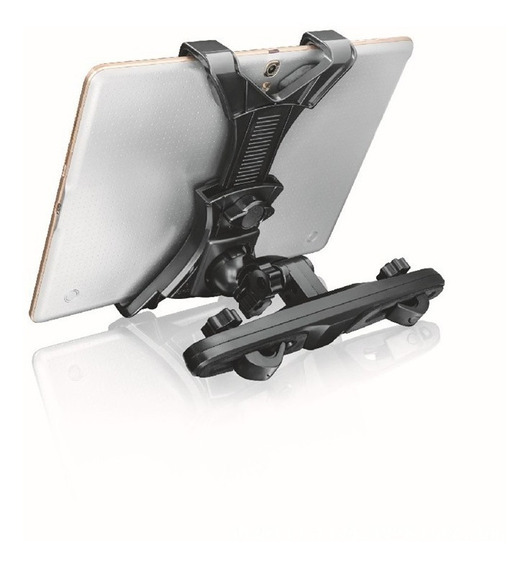Suporte Veicular De Tablet E iPad Para Encosto De Banco