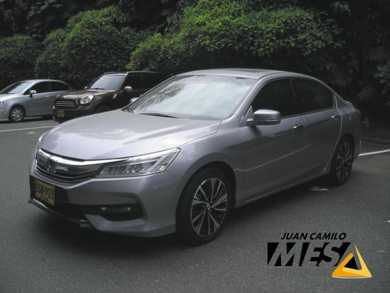 Honda Accord Ex 3.5 V6 Automatico 2017