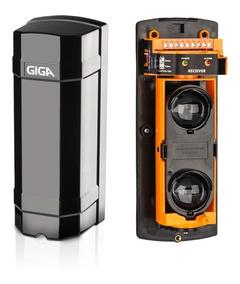 Sensor De Barreira Ativo Sensor 70m Giga Security