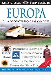 Europa Guia De Conversação Para Viagens Editora Publifolha