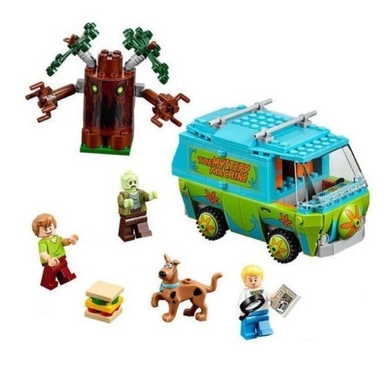 Lego Scooby Doo 75902 Máquina Do Mistério 305 Peças Promoção