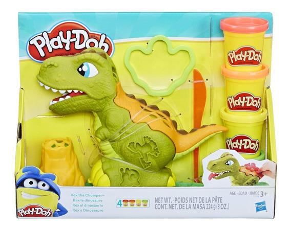 Play Doh Rex El Dinosaurio - Hasbro