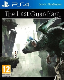 The Last Guardian Ps4 Juego Original Fisico Blu Ray Sellado