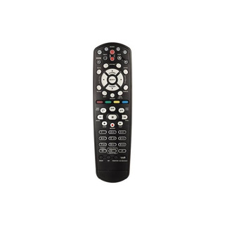 Dish Network - 4-dispositivo Control Remoto Universal - Negr
