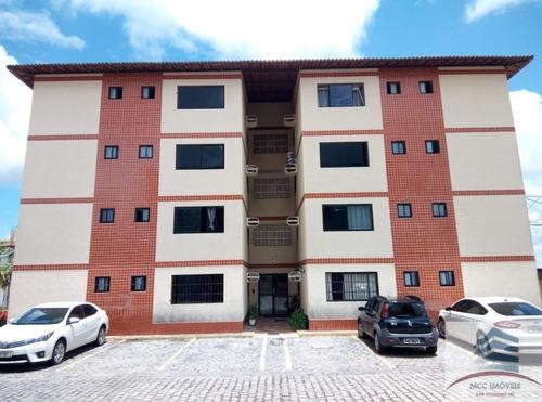 Apartamento Reformado A Venda Em Nova Parnamirim