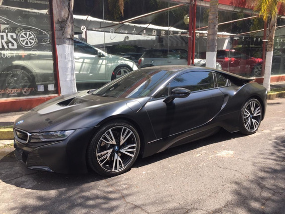Bmw I8 Coupe Frozen Black Ta 2017