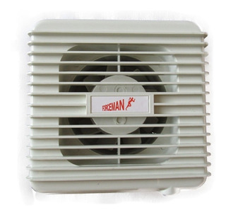 Extractor Ventilador Aire 4 Baño Cocina 13w 220v Certificad