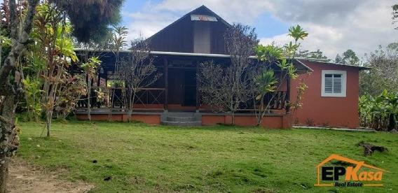Cabaña Rustica De Venta En Jumunuco, Jarabacoa-rmc-103