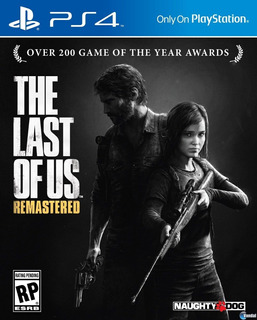 .:: The Last Of Us Remasterizado Ps4 Disco Fisico Nuevo ::.