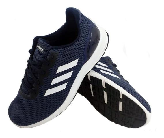 Zapatillas adidas Cosmic 2 Azul Running Hombre Full Eezap