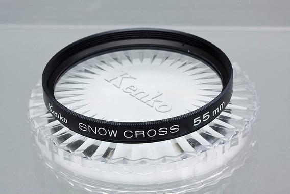 Filtro Kenko Snow-cross 55mm Japan