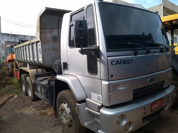 Caminhão Ford Cargo *mod. 2422* Ano 2009/2010*caçamba 8m³