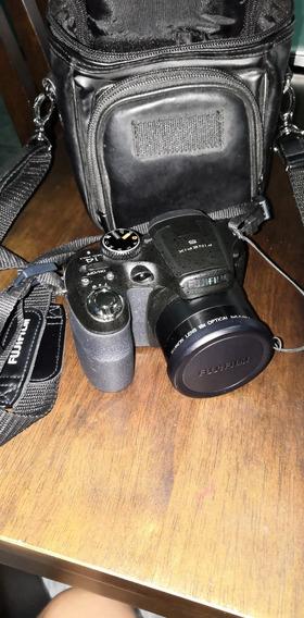 Cámara Fuji Finepix S2950 14mp Con Zoom Óptico 18x