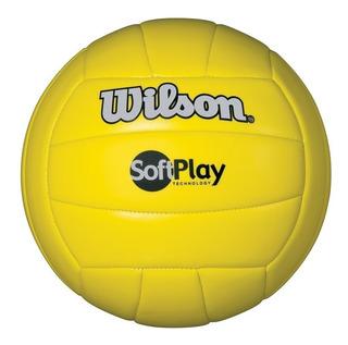 Pelota De Voley Wilson Soft Play - Varios Colores