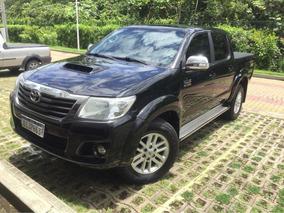 Toyota Hilux 3.0 Srv Top Cab. Dupla 4x4 Aut. 4p 171hp 2012